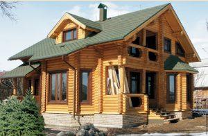 Фото проектов одноэтажных деревянные домов до 150 м2