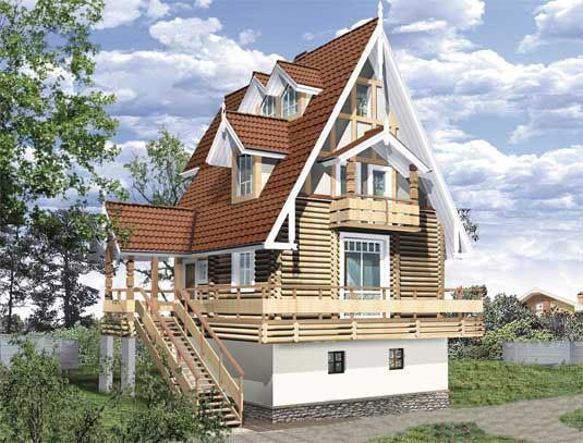 Оригинальный деревянный
