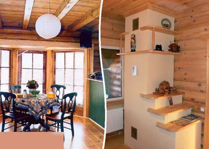 Преимущество нашего подхода строительства дома из клееного бруса