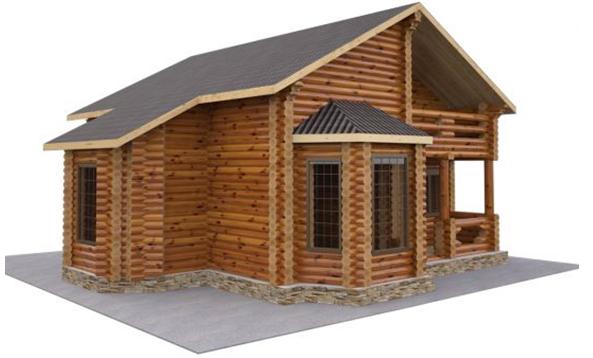 Мы строим готовые деревянные дома «под ключ»