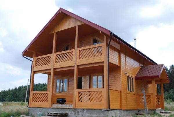 Строительство каркасных домов в Ростове