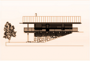 Проектирование фахверкового дома